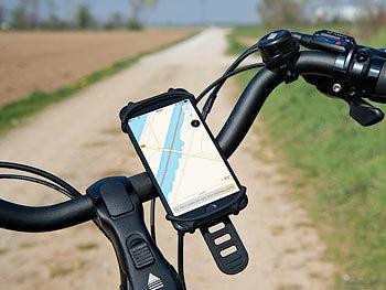 Callstel Fahrrad Handyhalter: Universal Fahrrad Halterung
