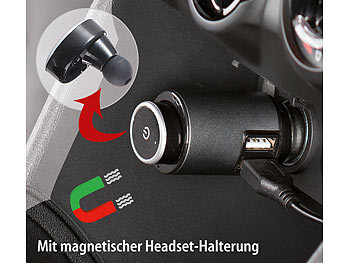 Wireless Ohrhörer Headset, Bluetooth