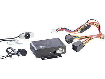 Callstel Bluetooth Adapter Auto: Autoradio Freisprecher