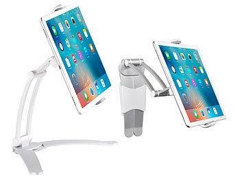 Tisch-Ständer und Wand-Halter für iPads und Tablet-PCs bis 12,9