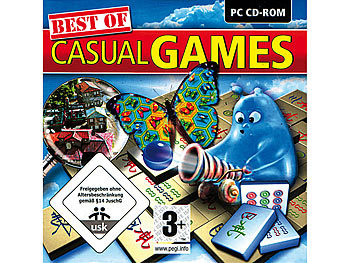 S.A.D. Best of Casual Games S.A.D.