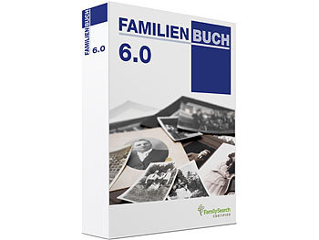 Ahnenforschungs-Suite 2016 Ahnenforschungs Software (PC-Software)