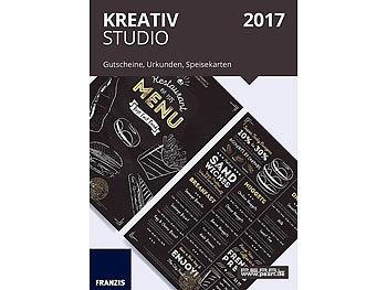 Franzis Das Neue Grafik Und Kreativstudio 2017