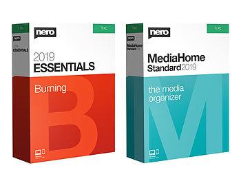Burn Essentials & Media Home Standard 2019 / Software