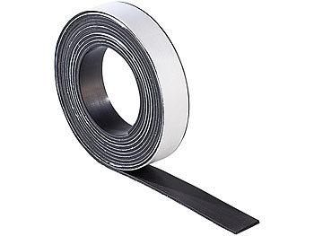 Your Design Ultrapraktisches Magnet-Klebeband 3 Meter Your Design Magnetbänder, selbstklebend