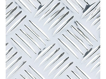 infactory klebefolie quintett riffelblech selbstklebend 100 x 40 cm 3er set. Black Bedroom Furniture Sets. Home Design Ideas