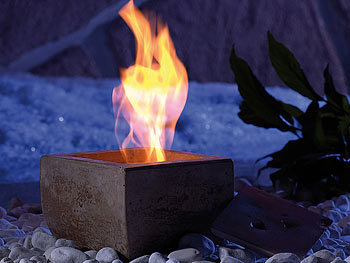 carlo milano terracotta dekofeuer scodella f r bio ethanol. Black Bedroom Furniture Sets. Home Design Ideas