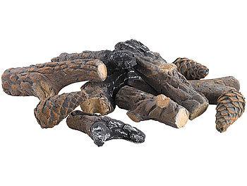 carlo milano dekorations ste tannenzapfen f r bio ethanol fen. Black Bedroom Furniture Sets. Home Design Ideas