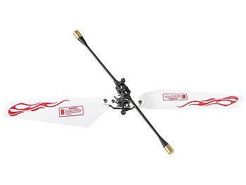 Rotorblätter 2 Stk. UNTEN für NC-1596 - NC-1598 | Hubschrauber Ersatzteile