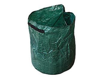 Pflanz-Sack für Kartoffeln & Co., mit Tragegriffen und Abwasserlöcher / Pflanzsack