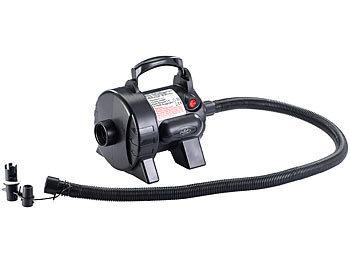 Elektrische Luftpumpe für schnelles Auf- und Abpumpen, 680 Watt / Luftpumpe