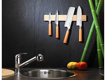 tokiokitchenware magnet messerleisten originelle messer. Black Bedroom Furniture Sets. Home Design Ideas