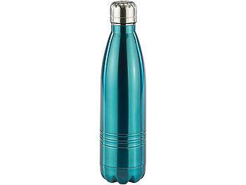 Doppelwandige Vakuum-Isolierflasche aus Edelstahl, 0,5 Liter / Trinkflasche