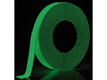 infactory phosphoreszierendes anti rutsch klebeband glow in the dark 2 5cmx18m. Black Bedroom Furniture Sets. Home Design Ideas