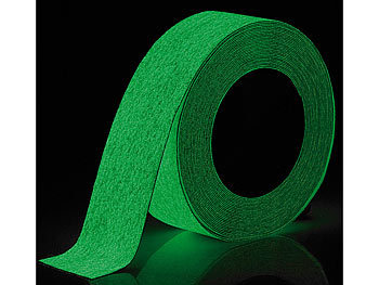 "infactory Anti-Rutsch-Klebeband ""Glow-in-the-dark"", 5cm x 10m infactory"