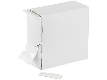 General Office 100 doppelseitige Klebepads in praktischer Spenderbox General Office Klebepads
