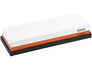 tokiokitchenware doppel wasser schleifstein k rnung 1000 3000 rutschfester halter. Black Bedroom Furniture Sets. Home Design Ideas