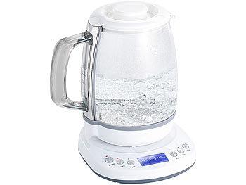 App-gesteuerter WLAN Glas-Wasserkocher WSK-350.app / Wasserkocher