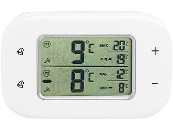 Kühlschrank Thermometer Digital : Rosenstein söhne kühlschrankthermometer digitales kühl