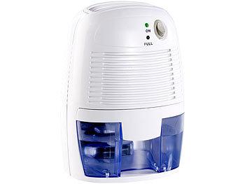 Elektrischer Luftentfeuchter mit Peltier-Technik, 250 ml/Tag, bis 15m² / Luftentfeuchter