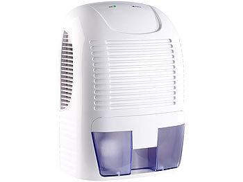 Effektiver Luftentfeuchter, max. 500 ml proTag, für Räume bis 20 m² / Luftentfeuchter