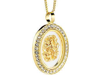 St. Leonhard Goldkette: Halskette