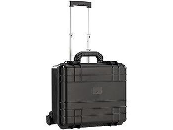 Staub- und wasserdichter Trolley-Koffer, 47,5 x 39 x 20 cm, IP67 / Werkzeugkoffer