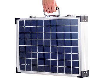 revolt solarzellen klappbares solarpanel pho 4000 mit tasche 40 w monikristalin solarpanel. Black Bedroom Furniture Sets. Home Design Ideas