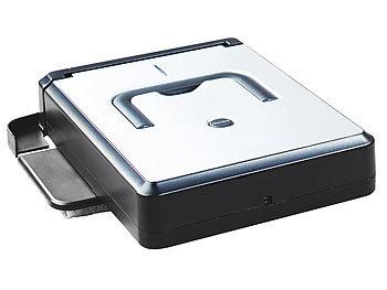Sichler Haushaltsgeräte Kompakter Wischroboter PCR-1030 Sichler Haushaltsgeräte Kehr- und Wischroboter