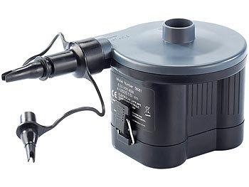 Elektrische Luftpumpe, Batteriebetrieb, 40 Watt / Luftpumpe