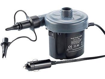 Elektrische Luftpumpe mit variabler Stromversorgung, 12/230V / Luftpumpe