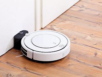 sichler staubroboter premium reinigungs staubsauger. Black Bedroom Furniture Sets. Home Design Ideas