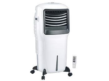 Verdunstungs-Luftkühler LW-550 mit Ionisator und Timer, 20 l, 110 Watt / Luftkühler