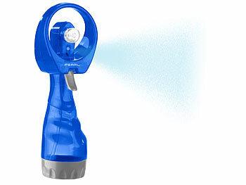 Handventilator Sprühventilator Wasser Ventilator Erfrischer Wassersprüher