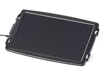 revolt Kfz Solar: Solar Ladegerät für Auto Batterien, 12