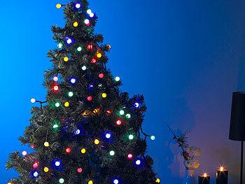 Weihnachtsbaum lichterketten led