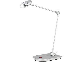 Hellbalu Tischlampe Nachttischlampe Schreibtischlampe Tischleuchte Leselicht Leselampe Schreibtischleuchte Leuchtmittel Schwarz