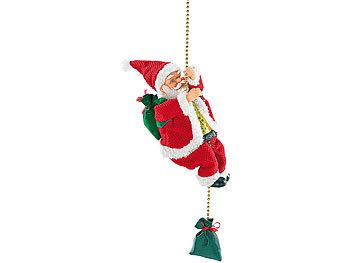 infactory kletter weihnachtsmann kletternder weihnachtsmann santa crawl weihnachtsmann klettert. Black Bedroom Furniture Sets. Home Design Ideas