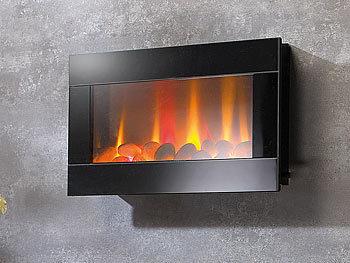 lunartec kamin bilder wandkamin mit t uschend echten trueflame leds versandr ckl ufer led. Black Bedroom Furniture Sets. Home Design Ideas