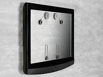 dream audio ultraflache wandhalterung f r lcd tv 23 42. Black Bedroom Furniture Sets. Home Design Ideas