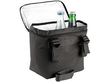 PEARL Kühltasche fürs Fahrrad, 5 Liter PEARL Fahrrad-Kühltaschen