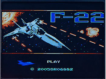 Mobile Games Technology Handlicher Retro-Videogame-Automat, 200 Spiele, LCD-Farb-Display, Akku 3