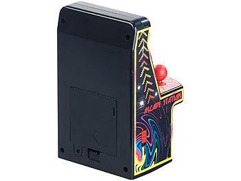 Mobile Games Technology Handlicher Retro-Videogame-Automat, 200 Spiele, LCD-Farb-Display, Akku 5