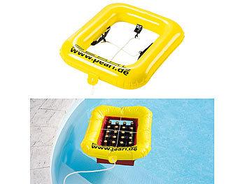 Getränkekasten-Schwimmring / Bierkasten Schwimmring