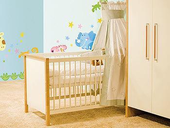 infactory tierisch lustige wandtattoos f rs kinderzimmer kenia. Black Bedroom Furniture Sets. Home Design Ideas