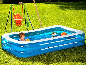 Speeron schwimmbecken jumbo planschbecken aufblasbarer for Aufblasbarer pool