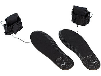 Beheizbare Schuheinlagen BS-20.B, Universalgrösse / Heizsohlen