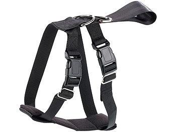 Hundegeschirr für sichere Autofahrt, Grösse XL, Brustumfang 56 - 89 cm / Hundegeschirr