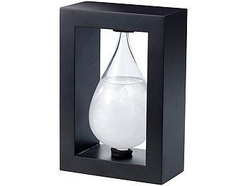 Wettervorhersage Fitzroy Wetterglas Vorhersage Sturmglas Barometer Luftdruck