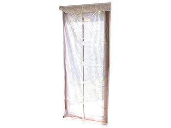 infactory selbstschlie endes premium fliegennetz f r t ren wei. Black Bedroom Furniture Sets. Home Design Ideas